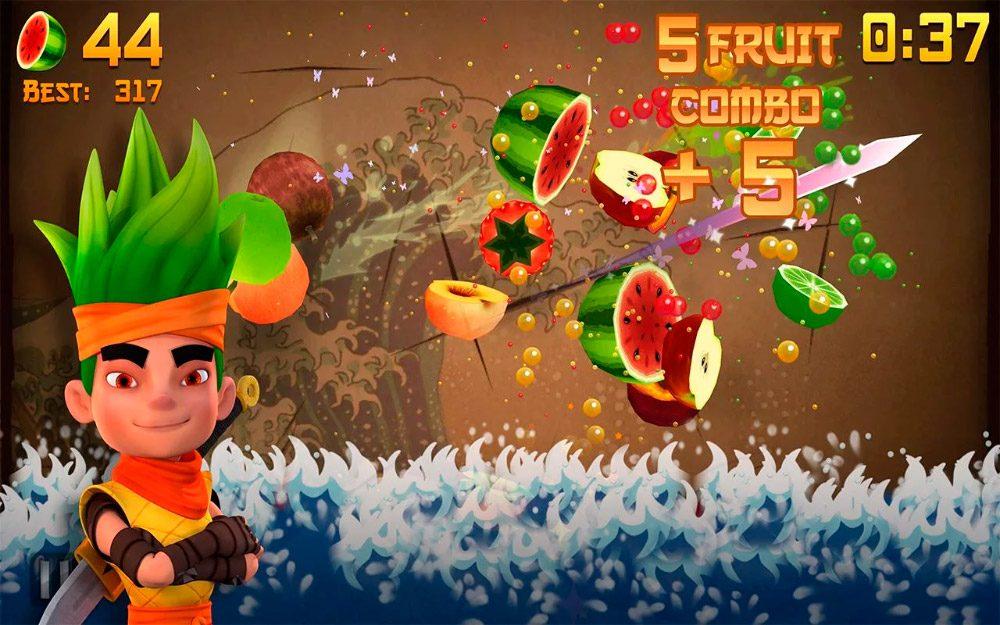 Fruit Ninja para Android