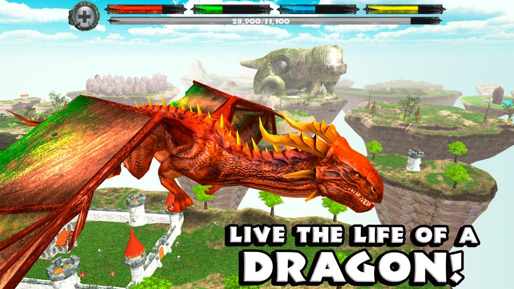World of Dragons para Android
