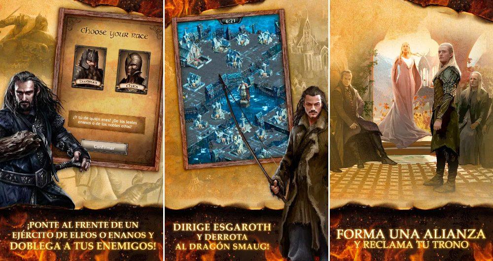 The Hobbit: Reinos de la Tierra Media