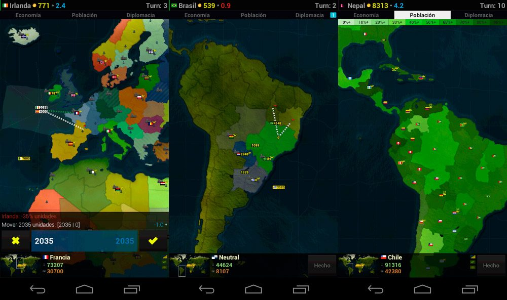 Age of Civilizations para moviles Android