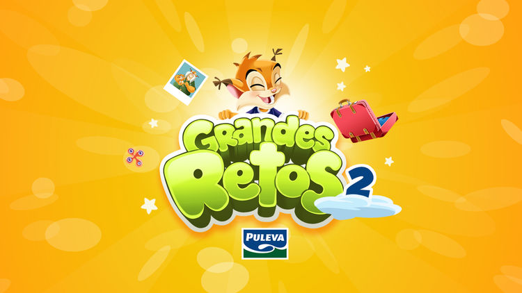 """App """"Grandes Retos"""": 18 juegos educativos para niños"""