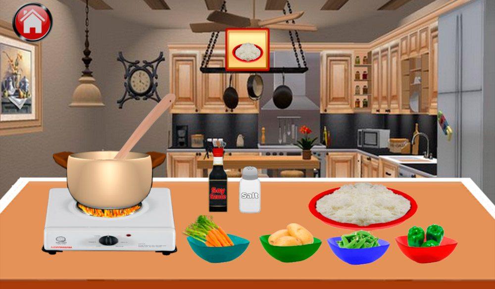 Cocina con Elsa Android