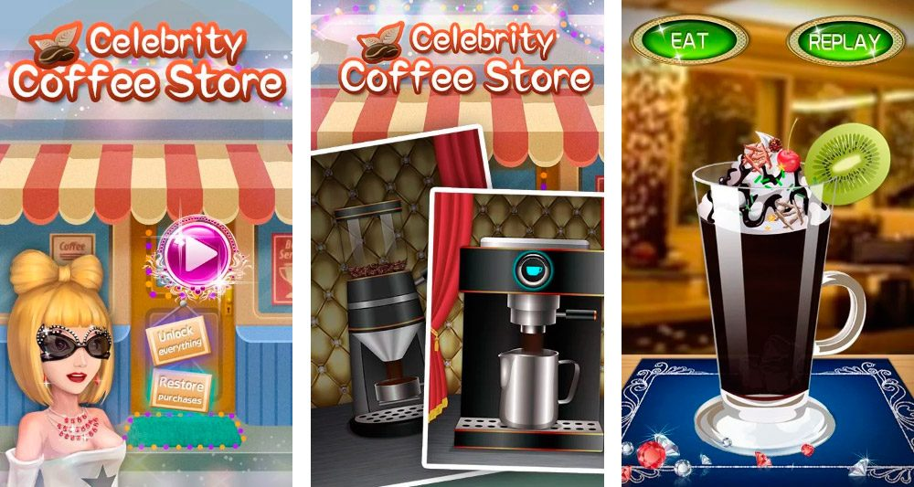 Coffee Maker Android