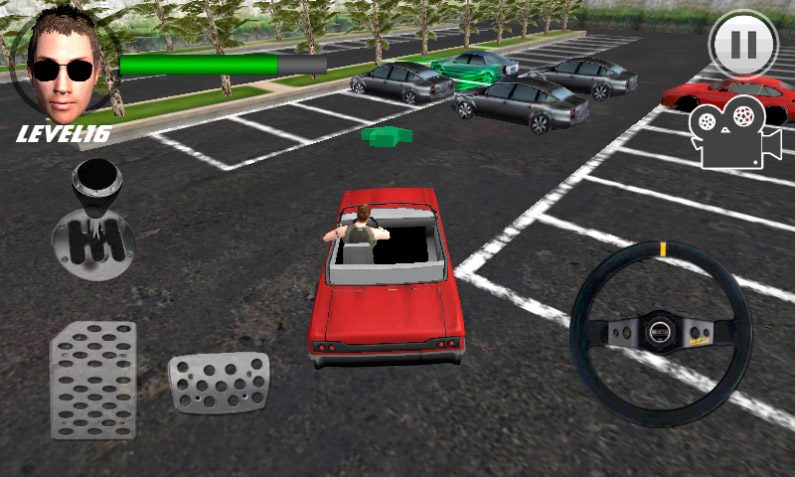 Crazy Parking Car King 3D para Android