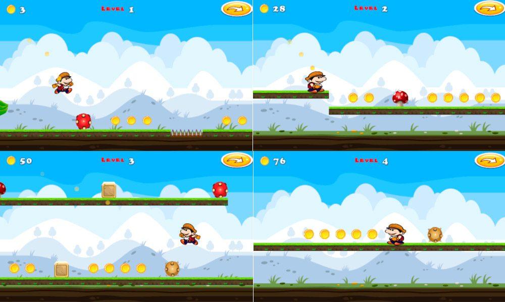 Dario Bros, juego Android de Mario Bros