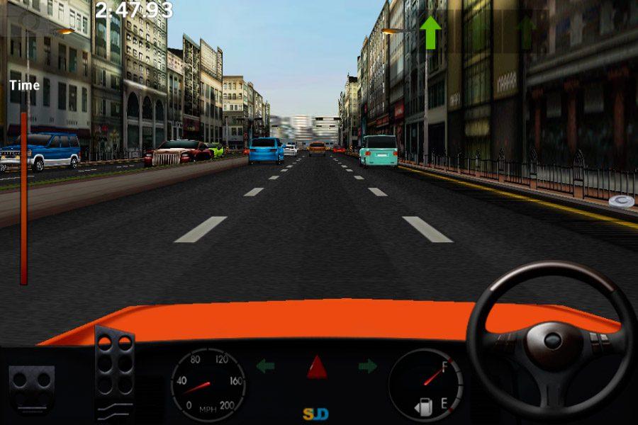 Dr. Driving, juegos Android para aparcar