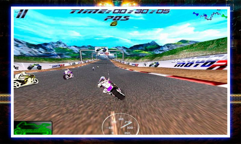 Fast Racing Moto Speed 3D para Android