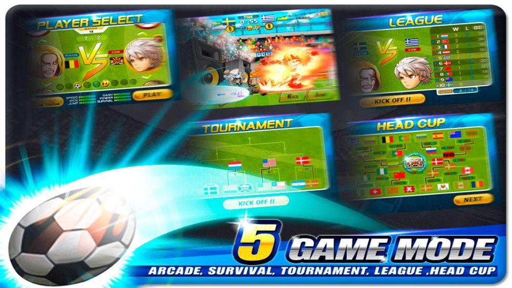 Los 8 Mejores Juegos De Futbol Android Juegos Androides