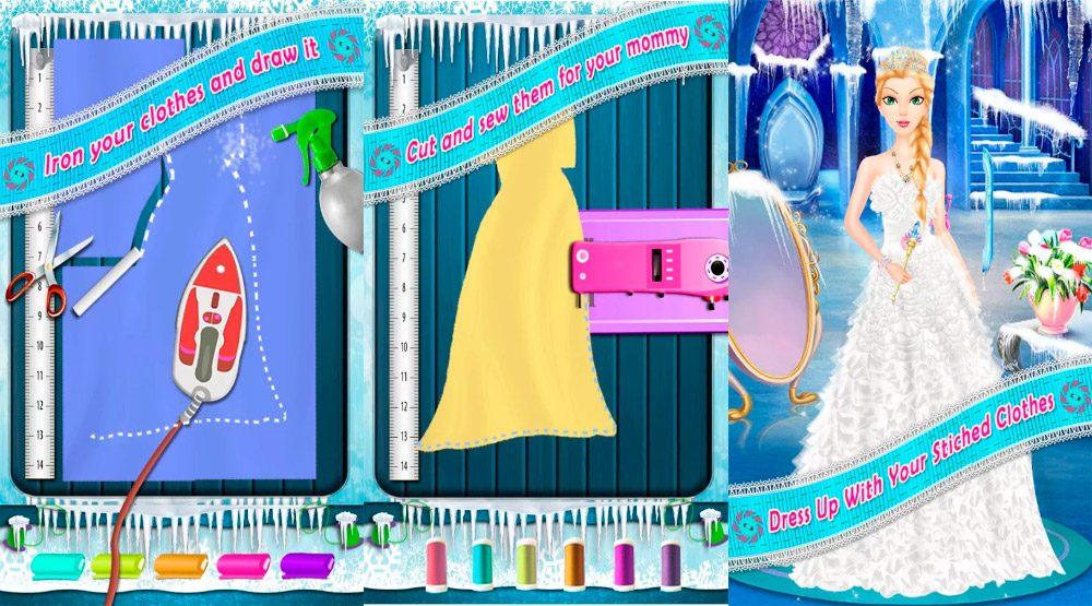 Ice Princess Tailor