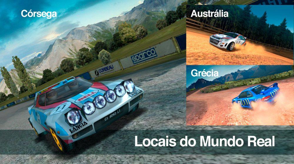 Juego Android Colin McRae Rally