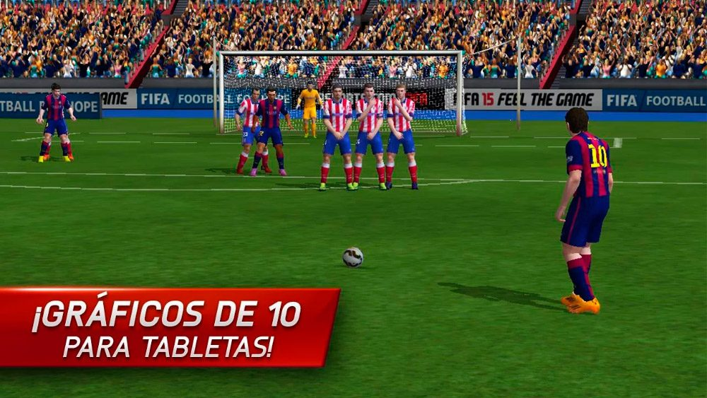 Juego Android FIFA 15 Ultimate Team