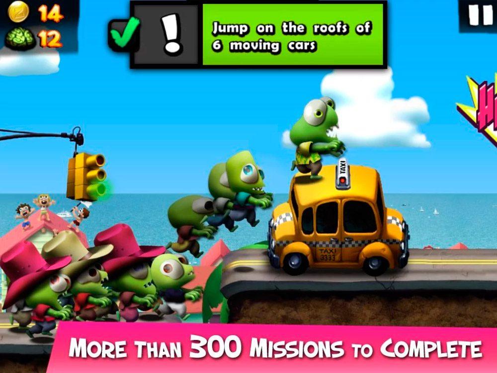Los 7 Mejores Juegos De Zombis Android Juegos Androides