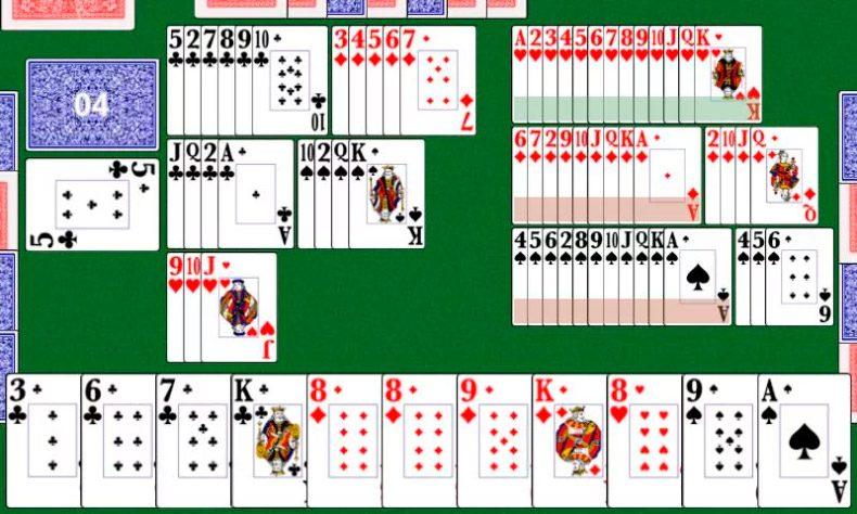 Juego de cartas Buraco Android