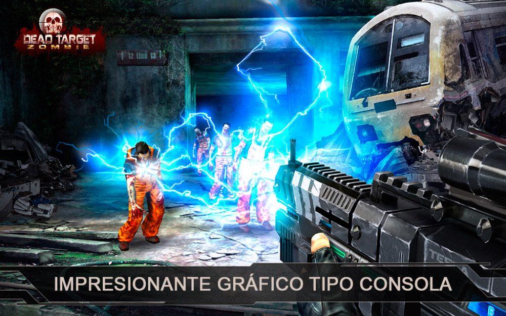 Juego Dead Target: Zombie