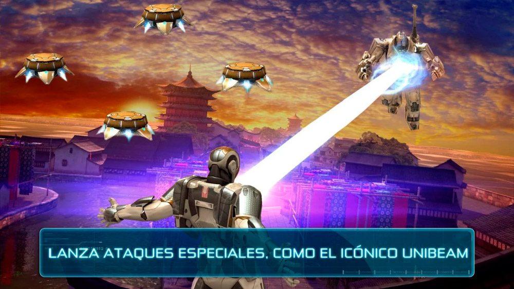 Juego para Android Iron Man 3