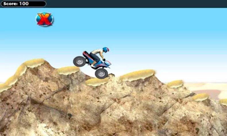 Juego para Android Mountain Moto