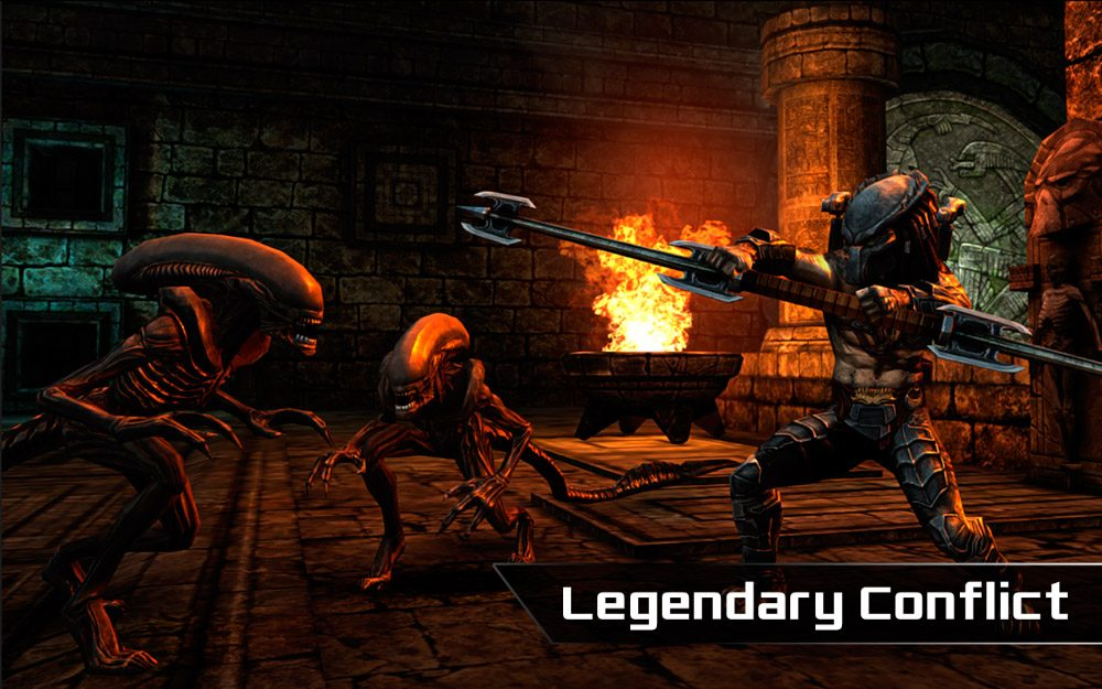 Juegos Android Alien vs Predator Evolution