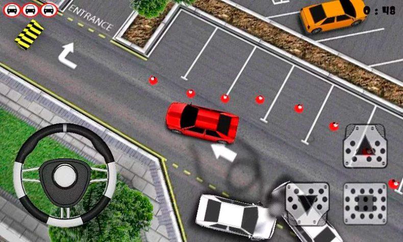 Juegos Android Aparcamiento Desafío 3D