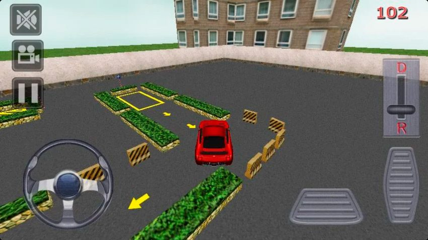 Juegos de aparcar Android Car Parking