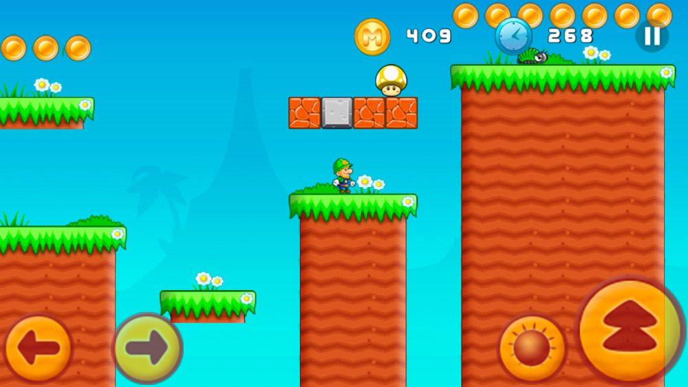 Juegos de Mario Bros - Super Mary