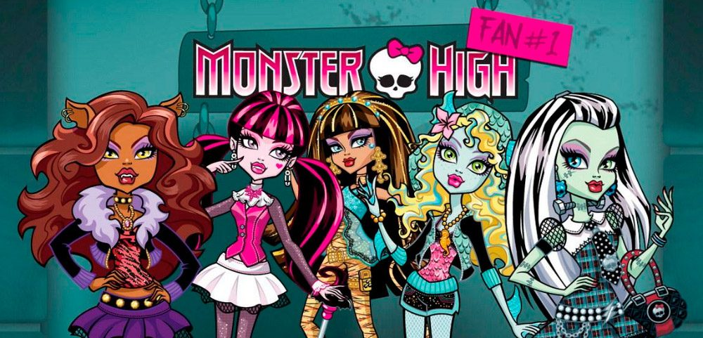 Juegos de Monster High