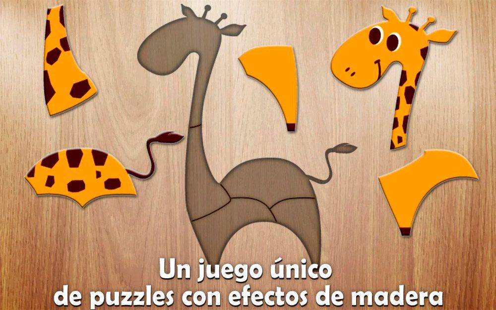 Juegos de puzzles Android para Niños