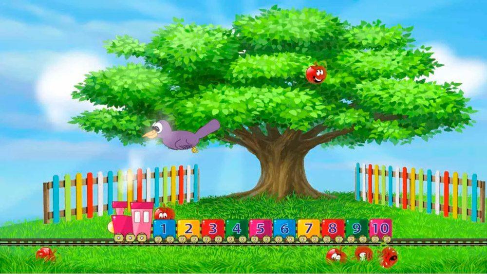 Juegos educativos para niños Android