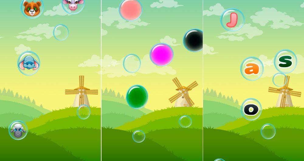 Juegos infantiles educativos Android