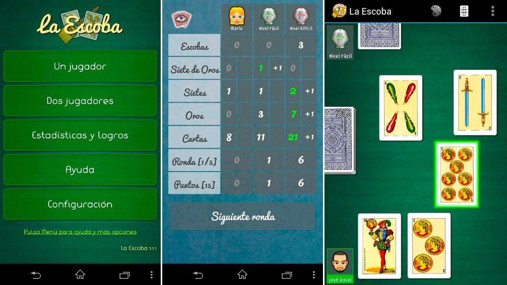La Escoba para Android