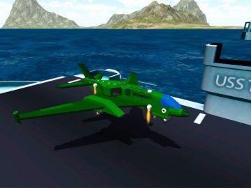 Los mejores juegos de aviones Android