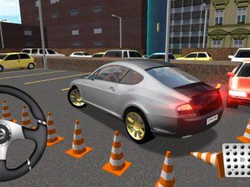 Mejores juegos de aparcar coches Android