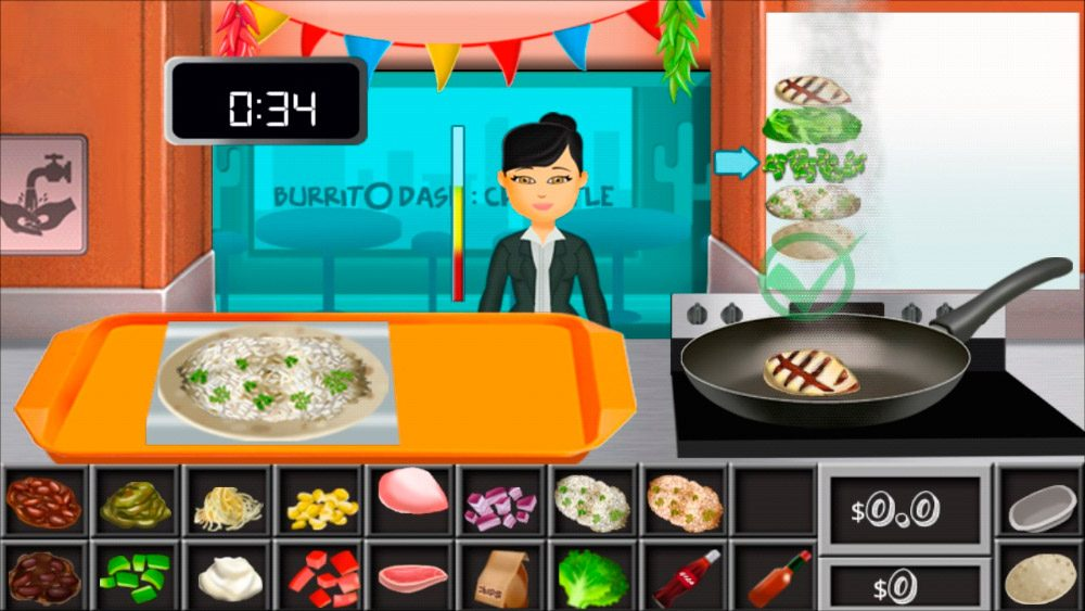 Los 7 mejores juegos de cocinar Android Juegos Androides