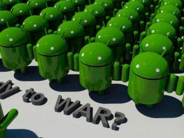 Mejores juegos de guerra Android