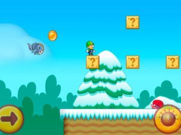 Mejores juegos de Mario Bros Android