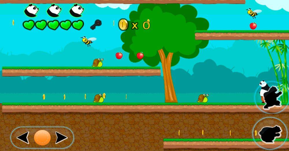 Mejores juegos de plataformas Android