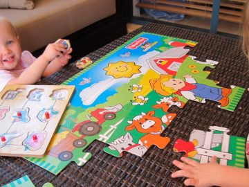 Mejores puzzles infantiles Android