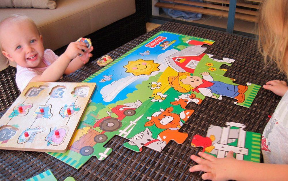 Mejores puzzles infantiles Android