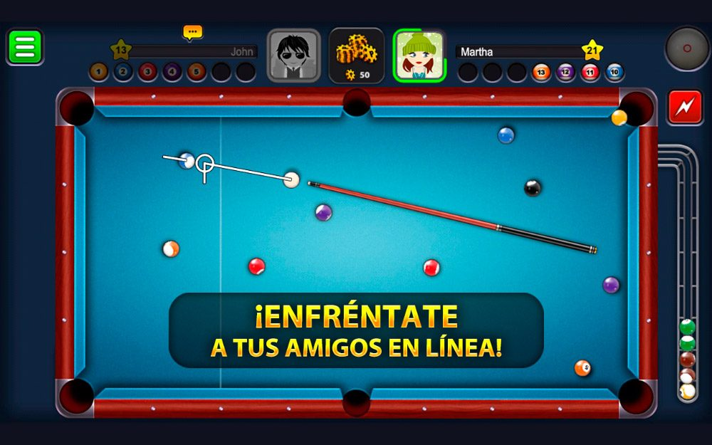Miniclip 8 Ball Pool para Android