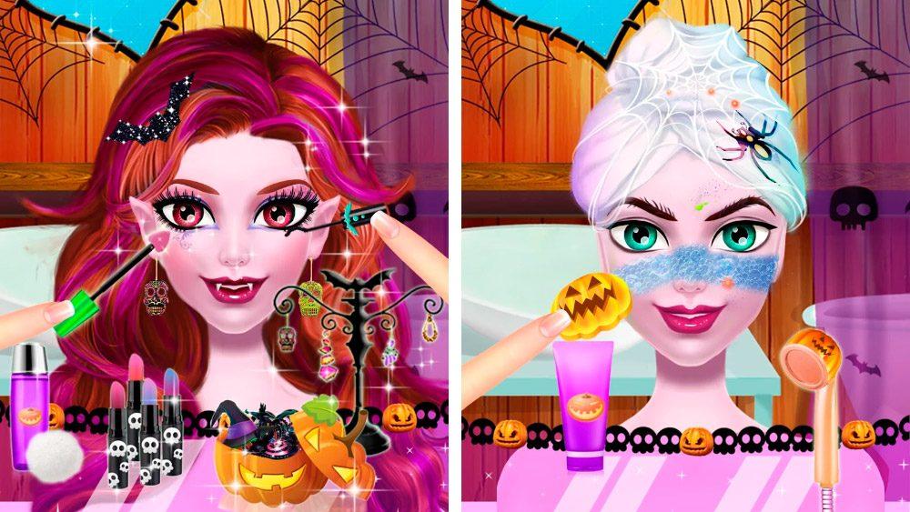 Monster Girl Makeover Android
