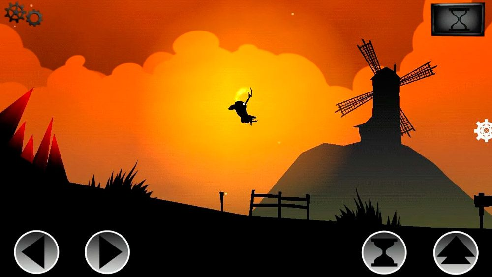Oscura, juego Android
