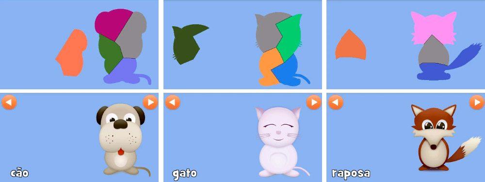 Puzzle Infantil Android