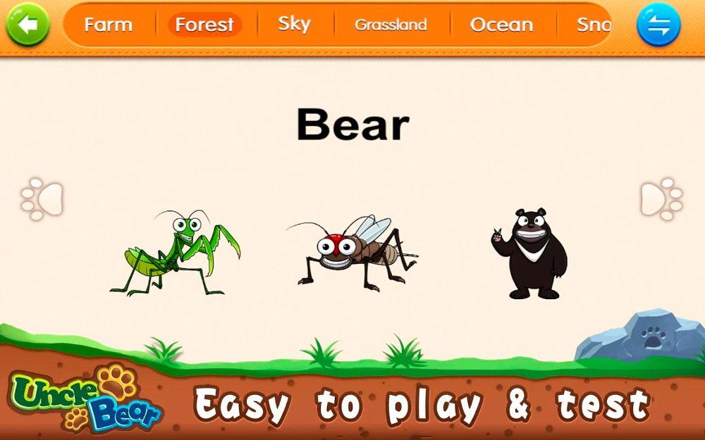 Puzzles de animales para Android
