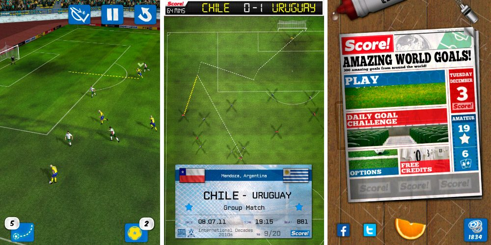 Score! World Goals para Android