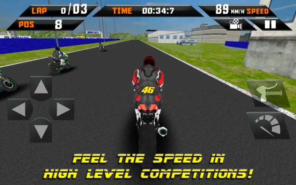 Los 8 mejores juegos de motos Android  Juegos Androides