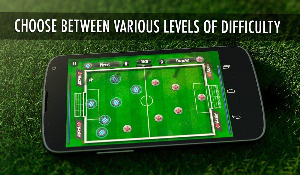 Slide Soccer - ¡Fútbol online Android!
