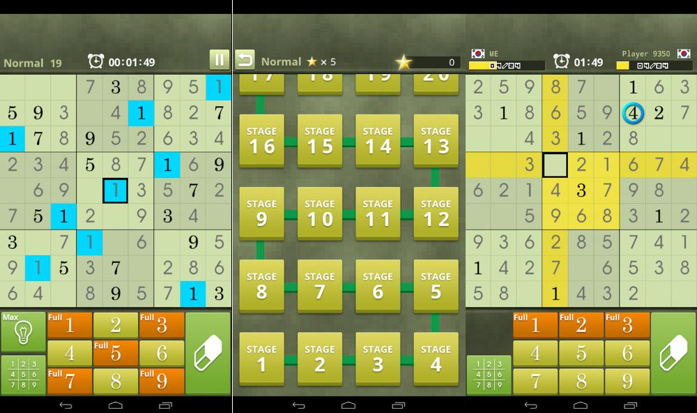 Sudoku World para Android