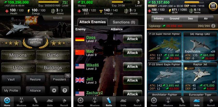 Los 7 Mejores Juegos De La Segunda Guerra Mundial Para Android