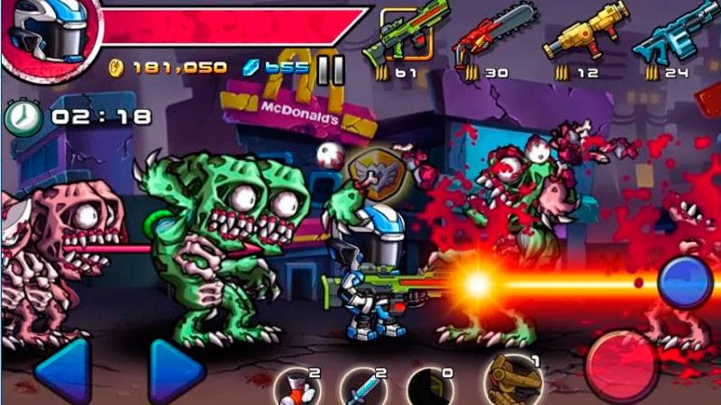 Zombie Diary Android